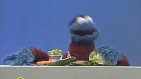 Sesame Street Healthy Foods