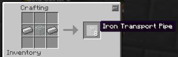 Iron Pipe Recipe