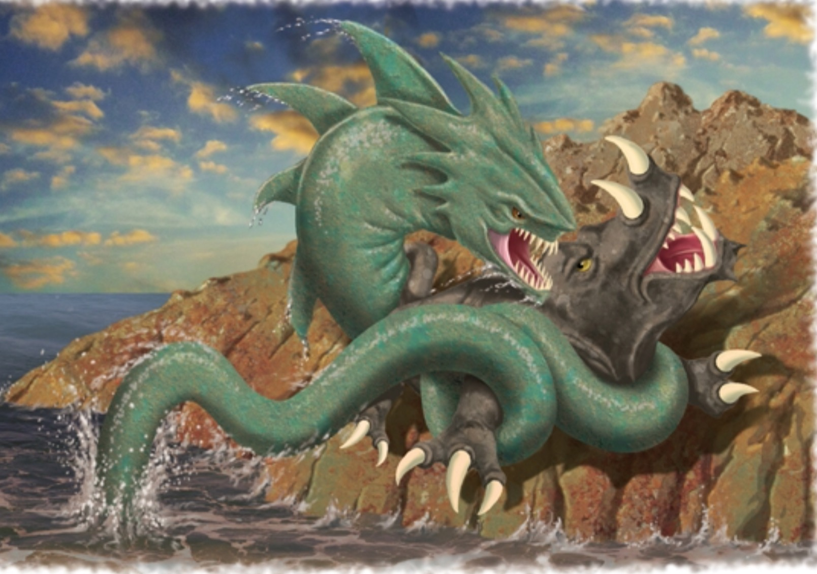 Leviathan   Monster Wiki   FANDOM powered by Wikia