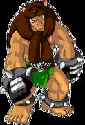 Bearskinned Strength