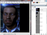 Textures in Mass Effect