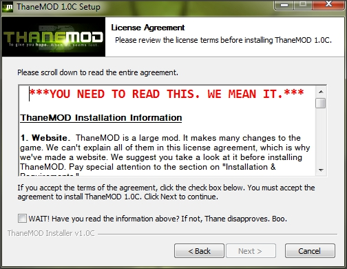 Installer For Your Mod 03