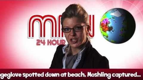 Moshi Monsters Breaking News!