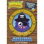 Cap'n Buck - Monstrous Biographies