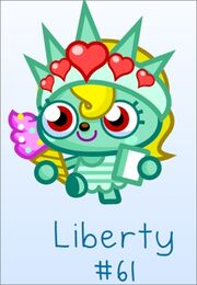 Liberty Rarity Number