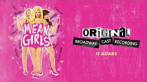 """It Roars"" Mean Girls on Broadway"