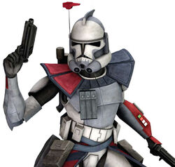 ARC trooper TCW