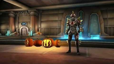 Star Wars Clone Wars Adventures - PC - Halloween promo official video game trailer
