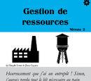 Gestion De Ressources