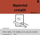 Materiel Creatif