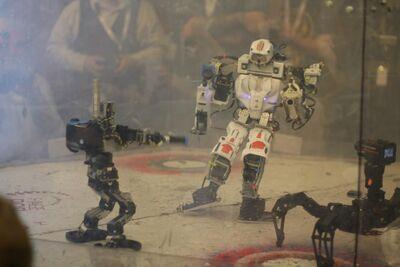 Mech Warfare Hardcore League 2013