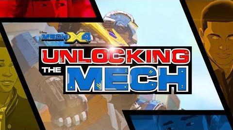 Unlocking the MECH Part 1 Unlocking The MECH Disney XD