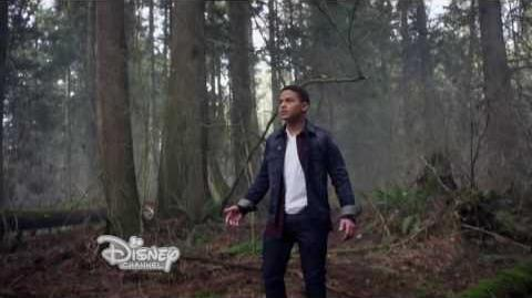 MECH-X4 Let's Survive in the Woods! EXCLUSIVE CLIP
