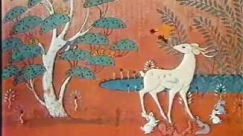 Chinese Anime Classic‧Deer with 9 Colours 九色鹿 01