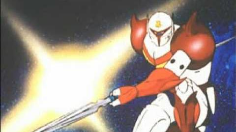 """""""Space Knight Tekkaman"""" (1975) - Closing"""