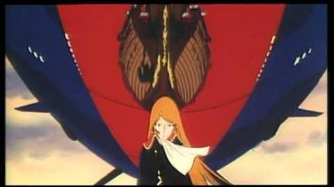 Capitan Harlock - L'Arcadia della mia giovinezza - TRAILER - Tomoharu Katsumata