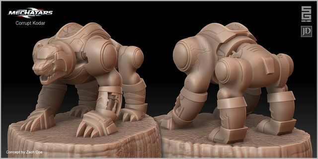 File:CorruptBearV2 sculpt demo1.jpg