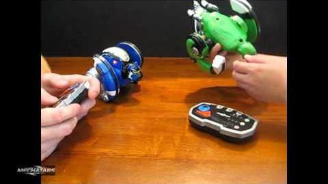 Pairing your Mechatar with its Remote Control