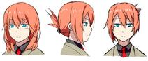 Aki head profile