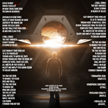 Andromeda lyrics
