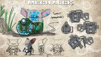 Mech Mice Grenader(4)