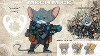 Mech Mice Grunt(4)