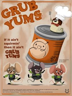 Grub Yums