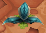 Healing Flower in game