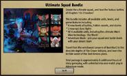 Ultimate Squad Bundle