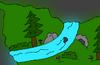 RiverStateflag