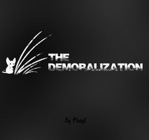 The demoralization cover art