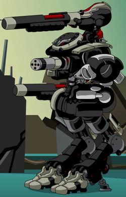 Shadow Plasma Gunner