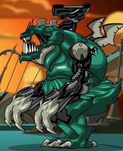 Kaiju Scythe