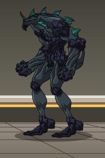 Dragyron Actionfigure