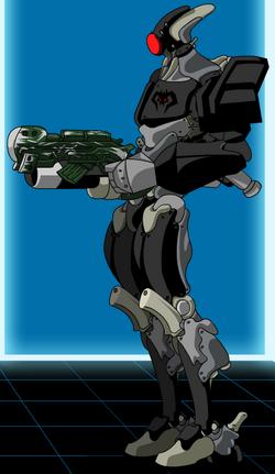 Shadow Ranger L5