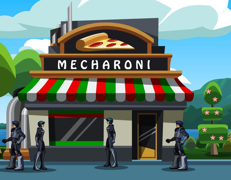 Pizza parlor wiki