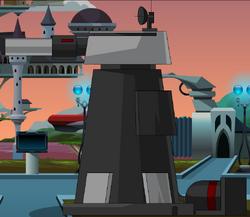 Shadow Gun Tower