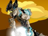 Drakel War Armor V7