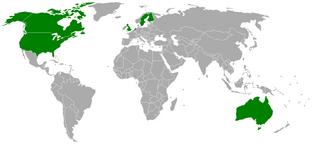 RuneScape server locaties