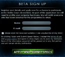 Closed Beta
