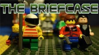 The Briefcase Epic Lego Stopmotion