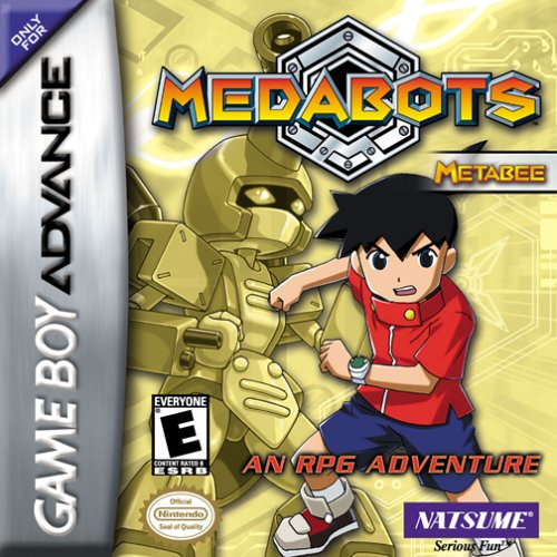 Image result for medabots metabee gba