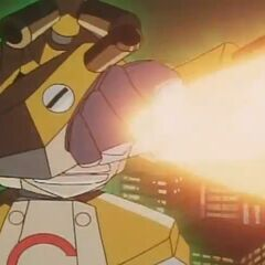 Giant Metabee's Medaforce.