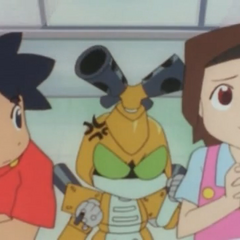 Metabee needs anger management