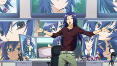 Maguro's room of Medaka pictures