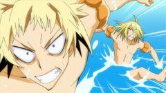 Zenkichi's and Akune's poor teamwork