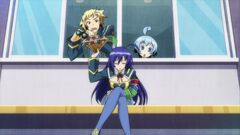 Shiranui leads the Student Council to Isahaya