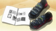 Letter and Ariake's Spikes