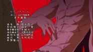 Anime Ending Maguro Scars