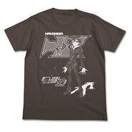 Kumagawa Misogi Charcoal T-Shirt